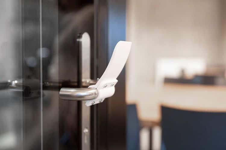3D Printed Door Opener
