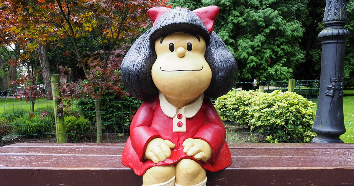 Mafalda: la pequeña irreverente que revolucionó al mundo hispanoparlante