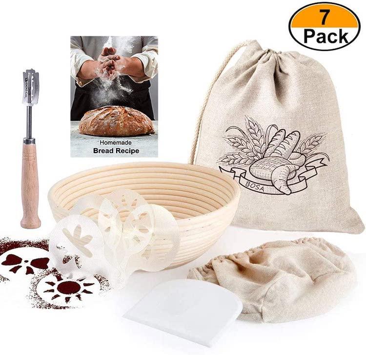 Kit para hacer pan de BOSA