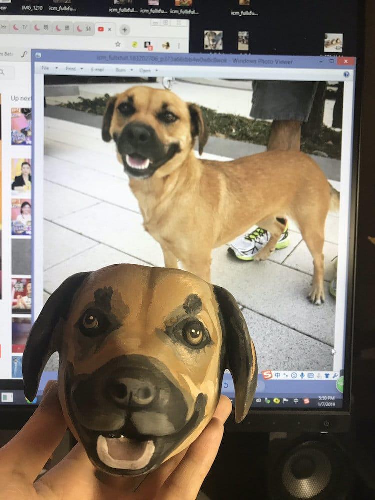 macetas de perros