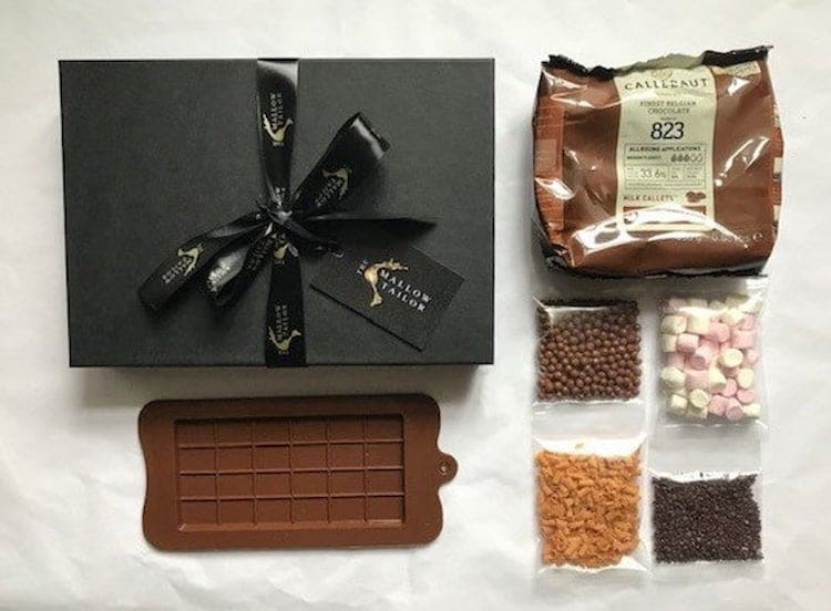Deluxe Chocolate Bar Making Kit