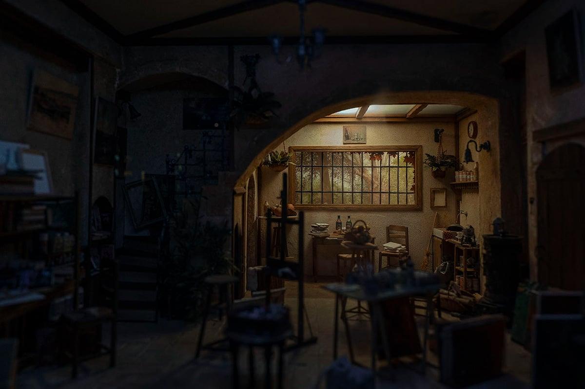 Musée Miniature et Cinéma in Lyon