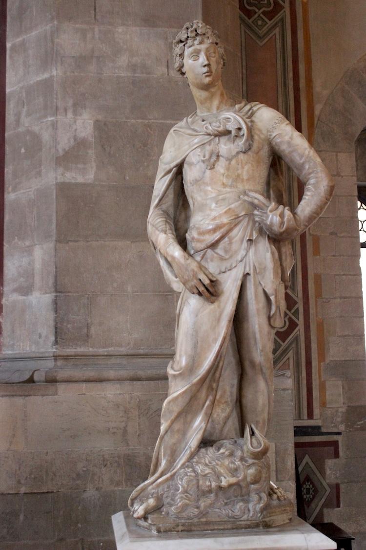 David Marble Sculpture