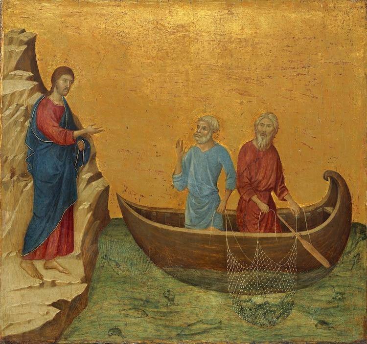 Duccio Detail