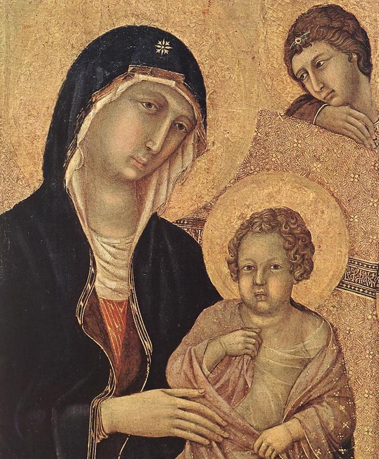 Duccio Paintings