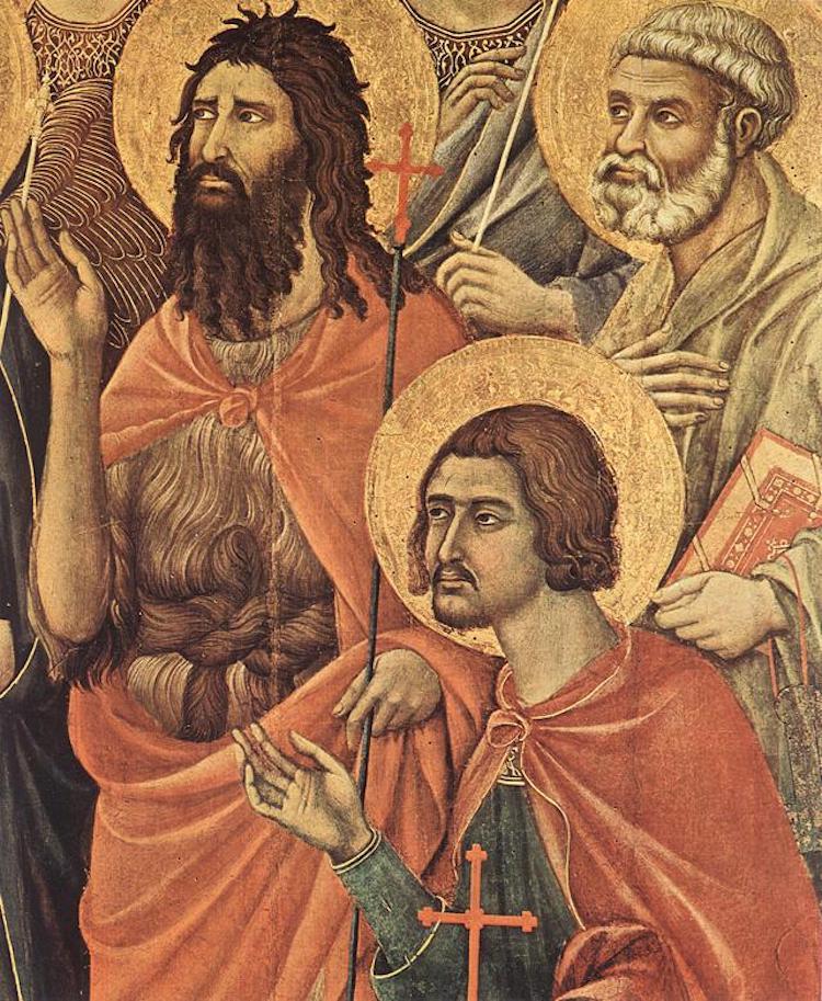 Maesta Altarpiece