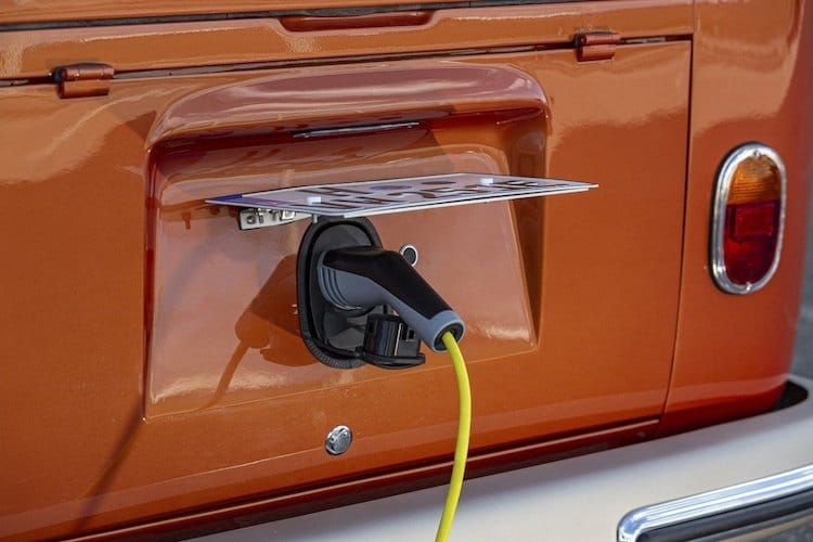 Charging Port for Electric Volkswagen