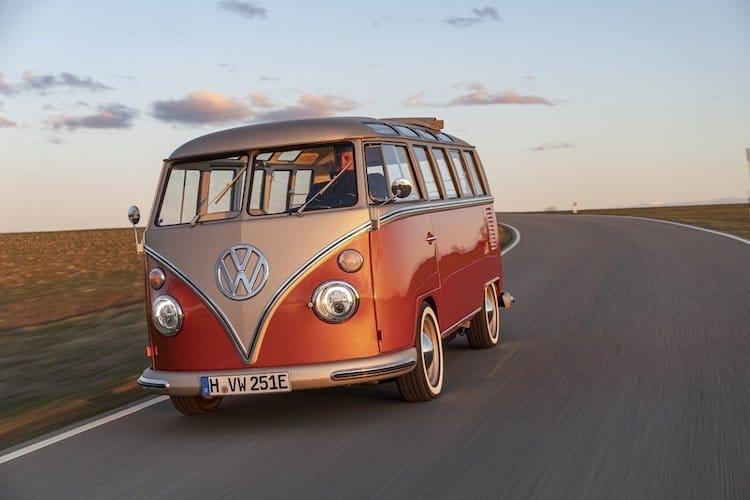 e-BULLI - Electric Volkswagen Microbus