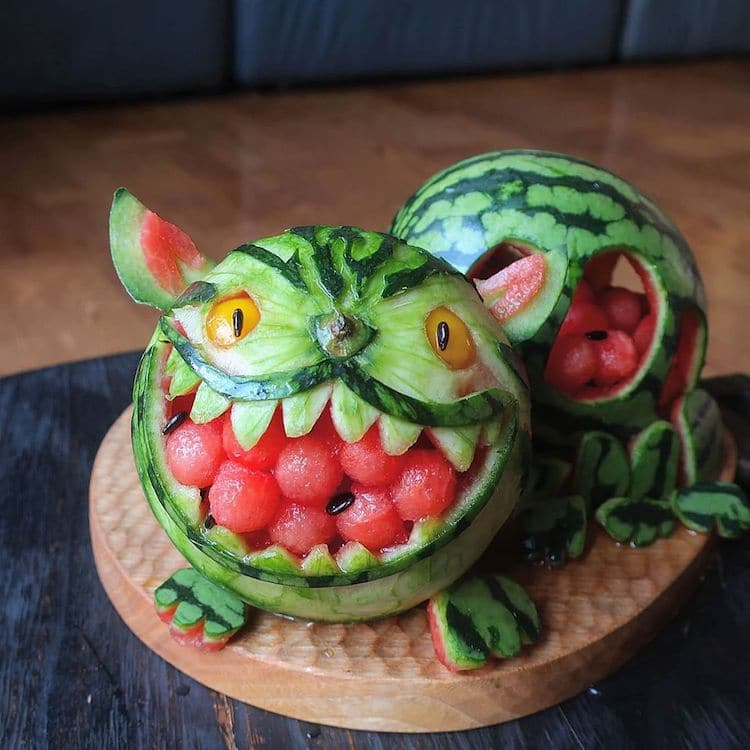 Food Art by Etoni Mama