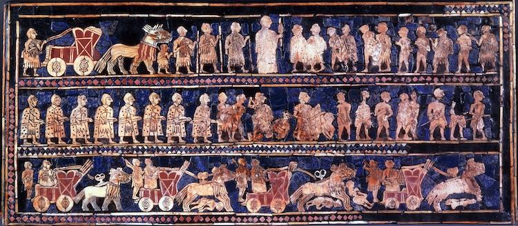Mesopotamian Mosaic