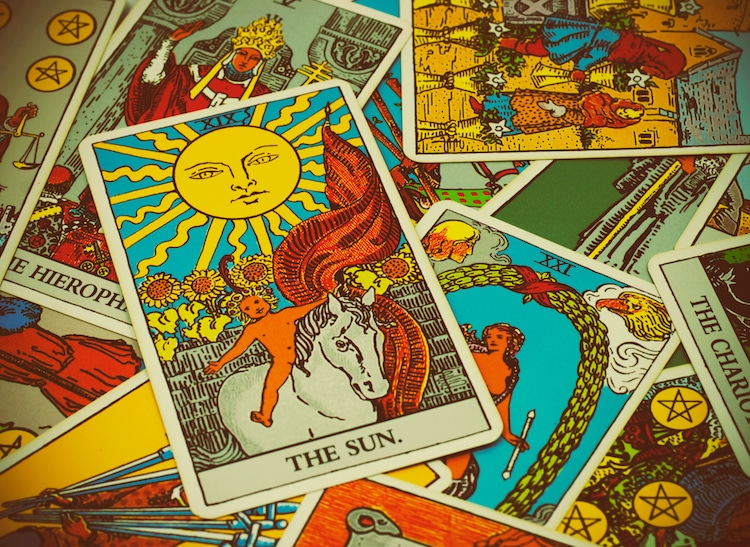 The History of Tarot Cards