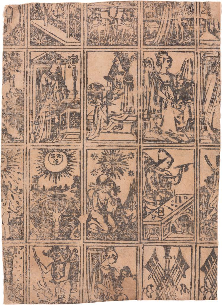 Tarot Cards History