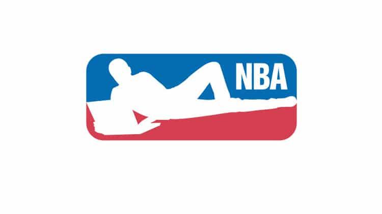 Reimagined NBA Logo