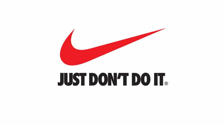 Reimagined Nike Logo