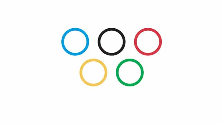 Reimagined Olympic Games Logo