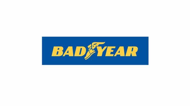 Reimagined Good Year Logo