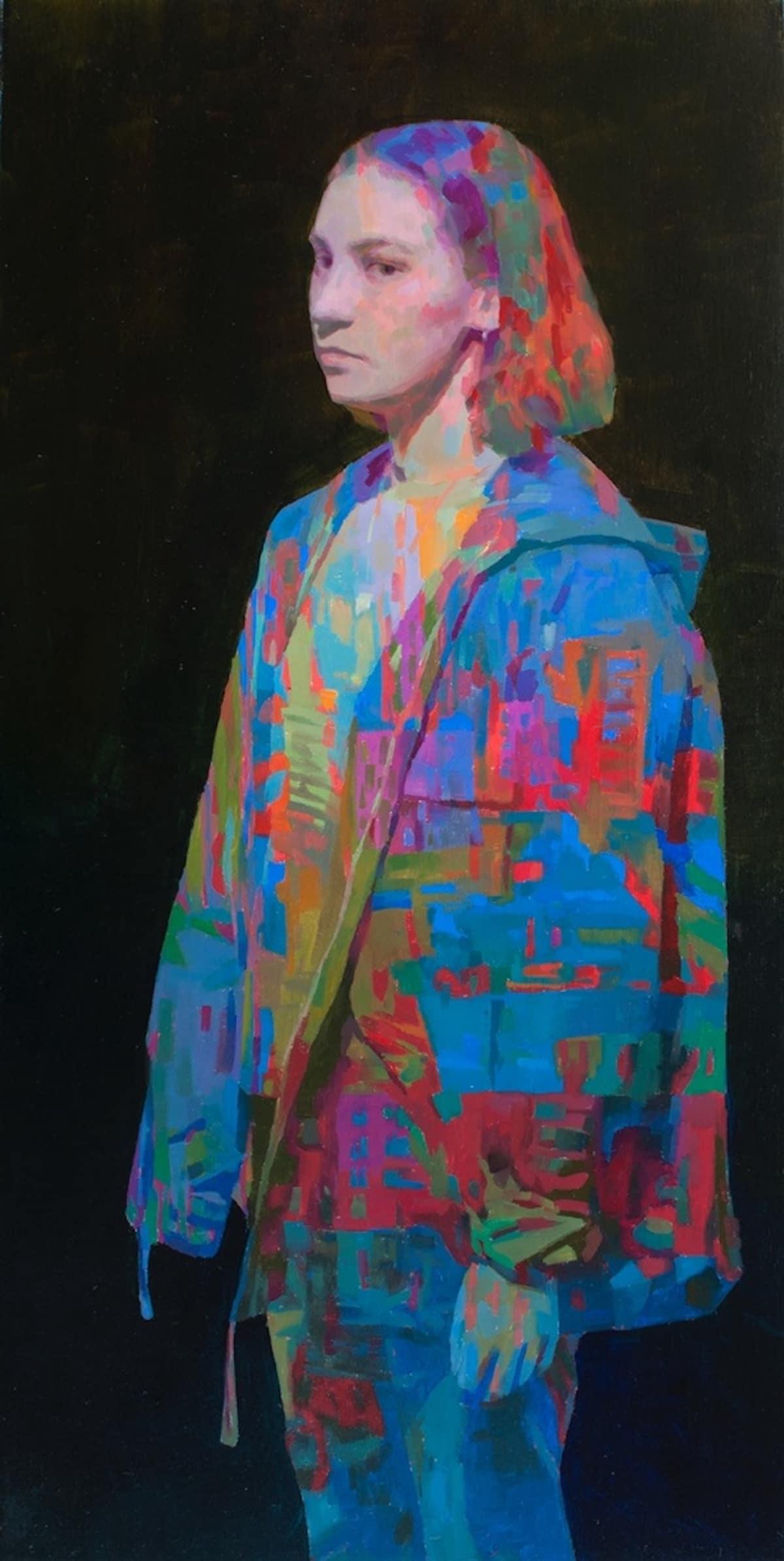 Keita Morimoto - pinturas de la serie Garden of Light