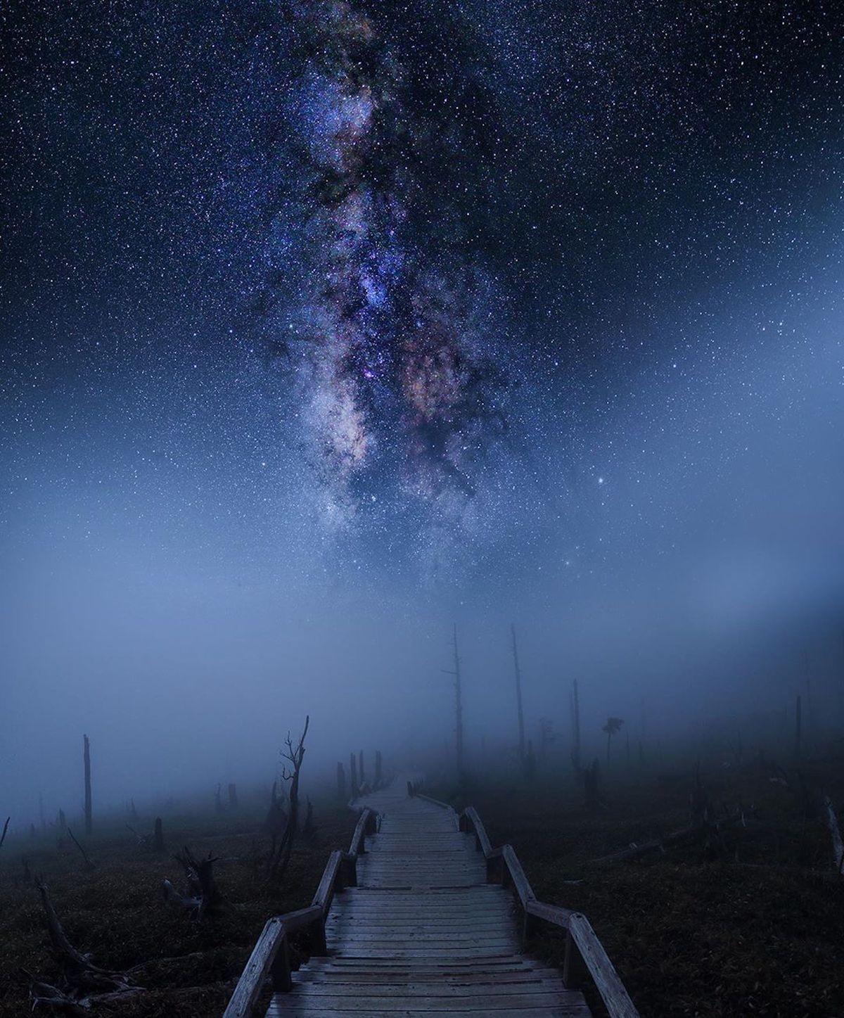 imagenes nocturnas por Nori Yuasa
