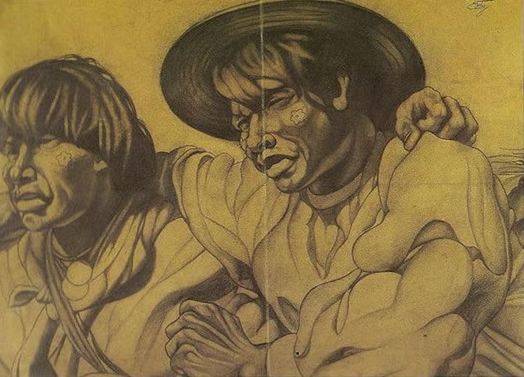 pintores mexicanos emilia ortiz