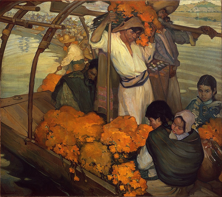 pintores mexicanos saturnino herran