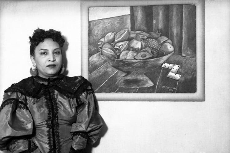 maria izquierdo pintores mexicanos