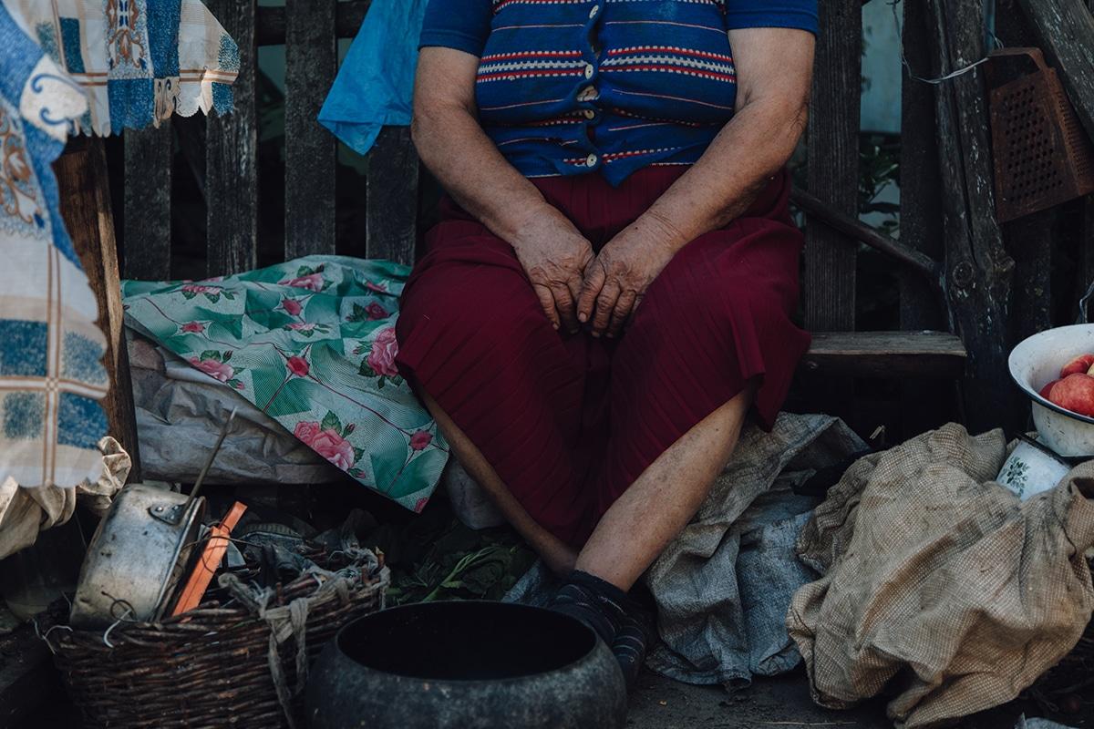 Samosely Living in Chernobyl