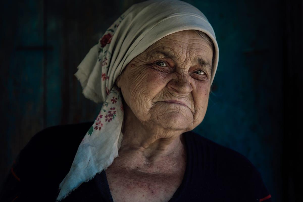 habitante de Chernobyl