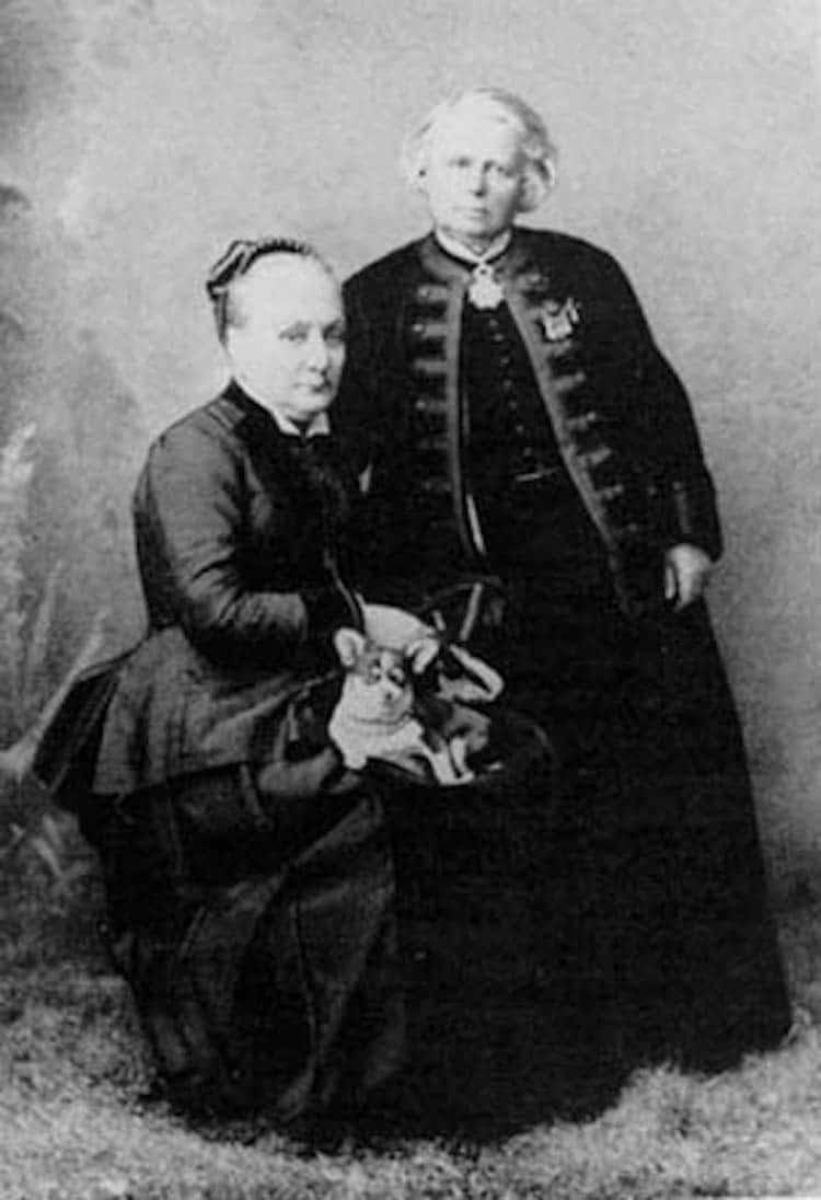 Rosa Bonheur and Natalie Micas