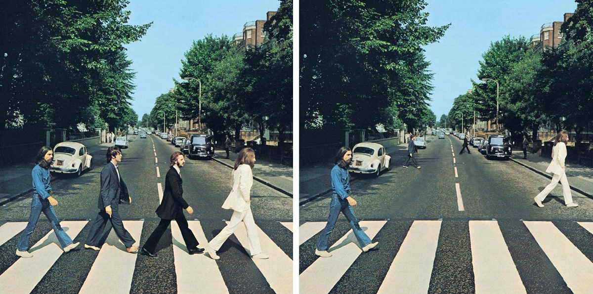 Famous Album Covers