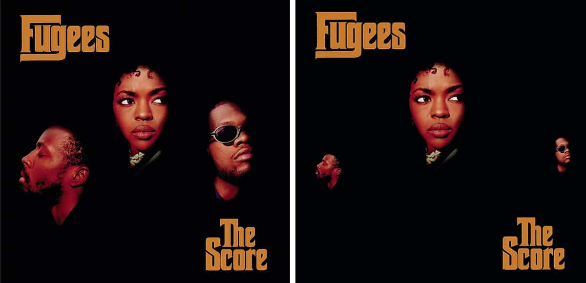 Fugees Album Cover