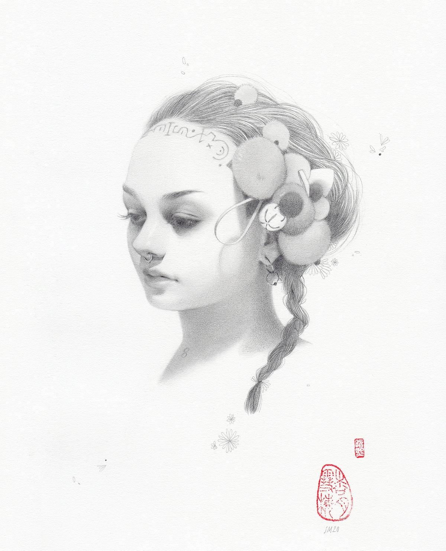 Drawings by Soey Milk