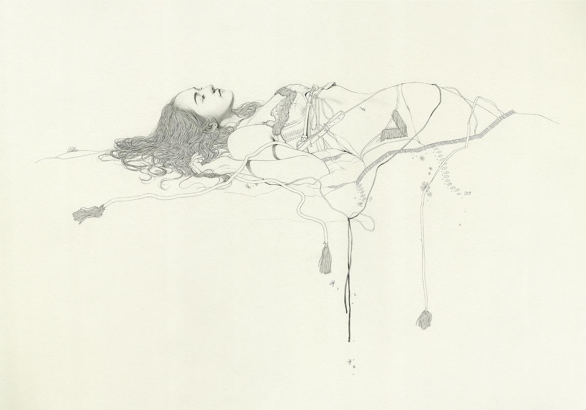 Contemporary Drawings by Soey Milk