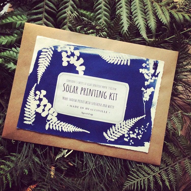 Solar Printing Kit