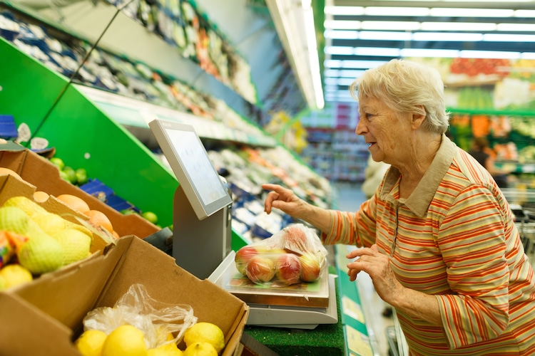 Woolworths Elderly-Only Shopping Hour