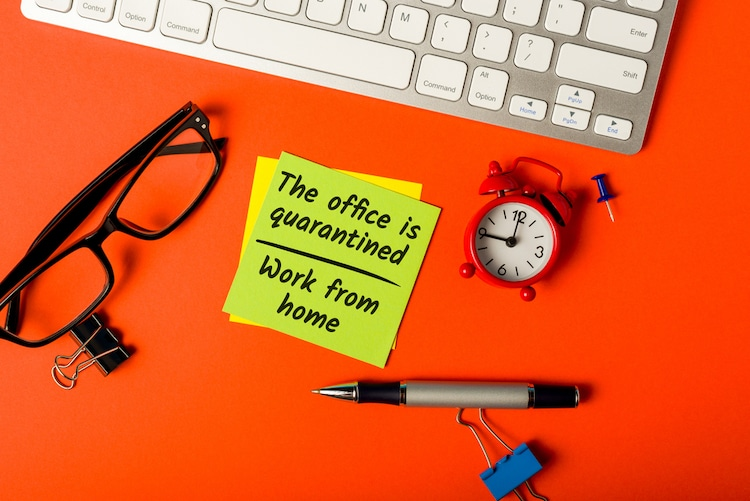 Tips for Working from Home During the Coronavirus