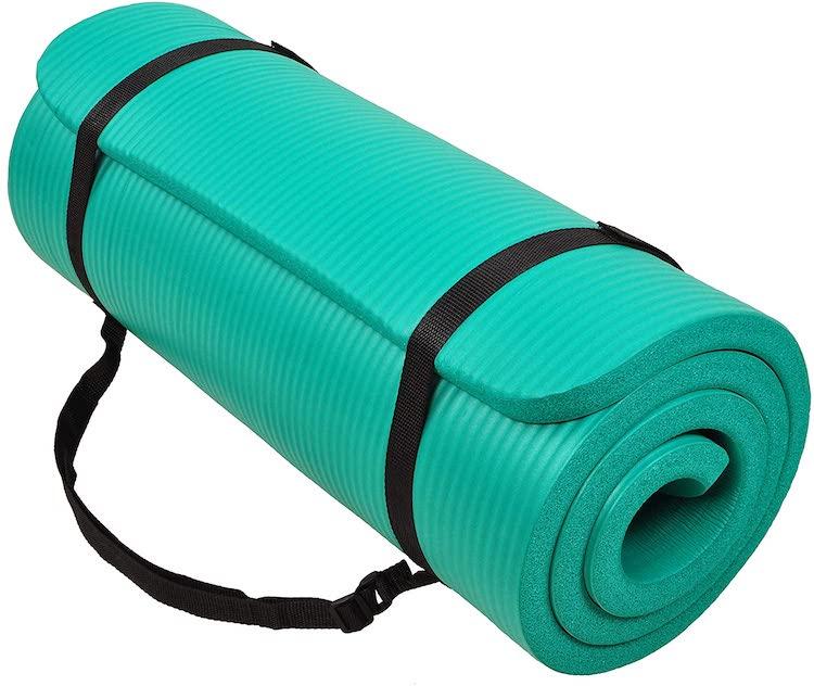 Tapete de yoga verde de Balance From