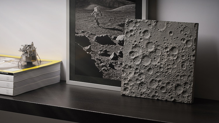 Space Themed Desk Accessory