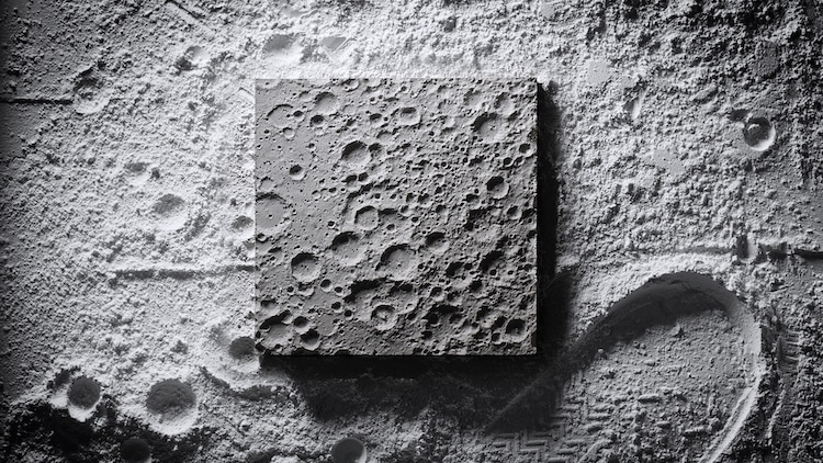 Accesorio para escritorio de la Luna