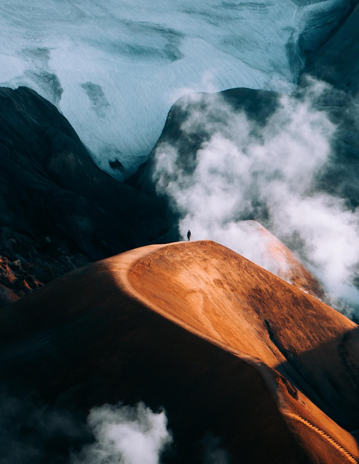Kerlingarfjöll Mountains in Iceland