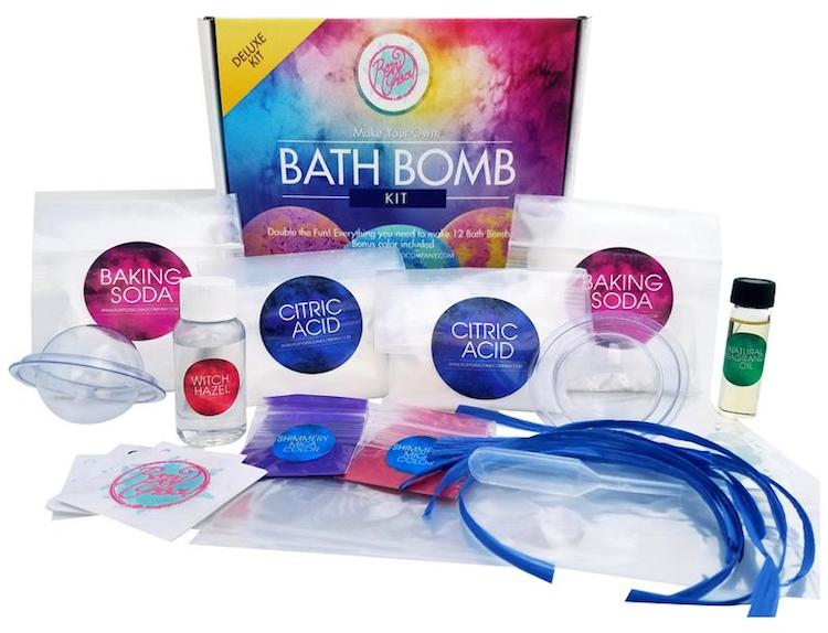Bath Bomb Kit by The Roxy Grace Company