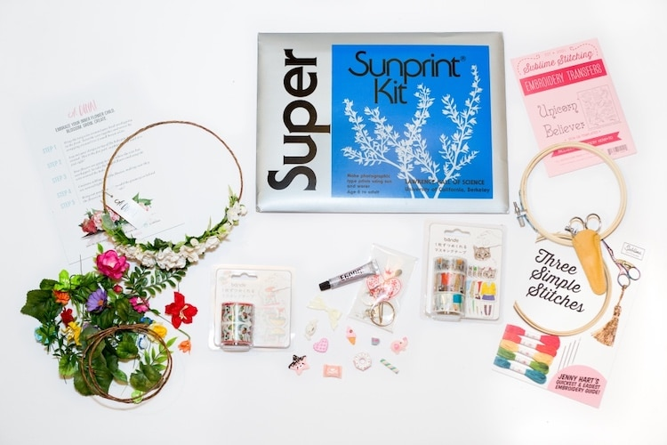 Best Craft Subscription Box