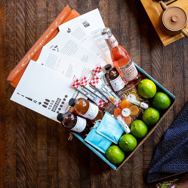 Cocktail Monthly Subscription Box
