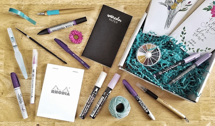 Best Monthly Subscription Art Box