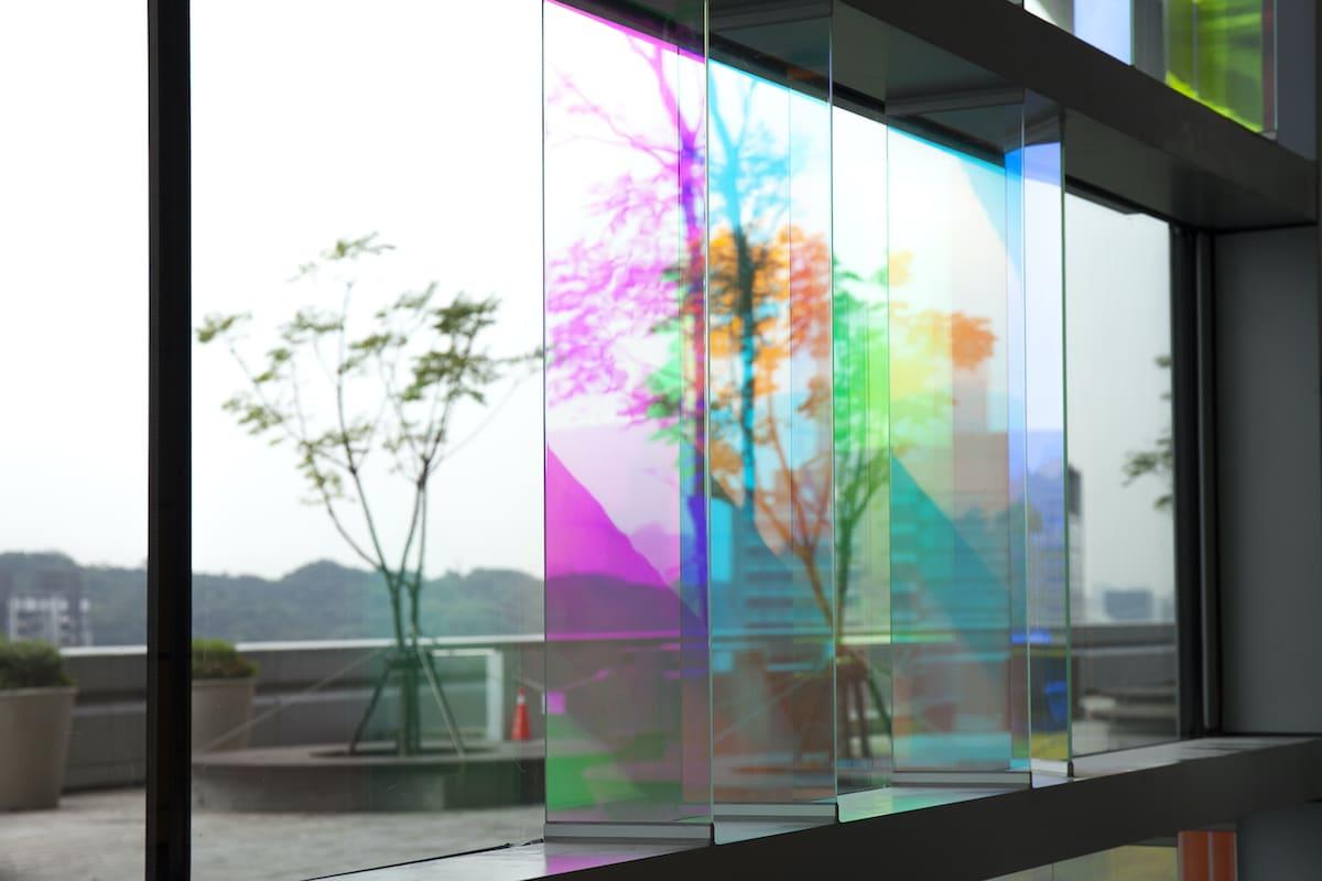 Light Art Installation by Chris Wood