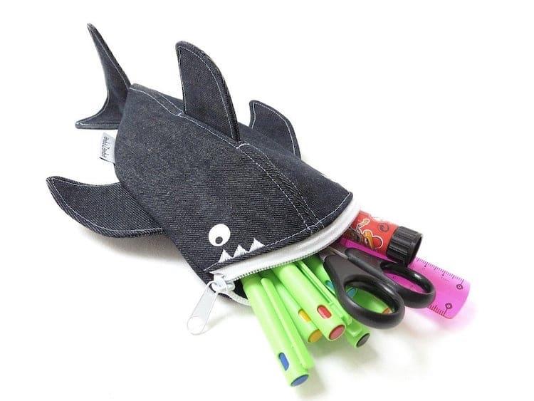 lapicera de tiburon
