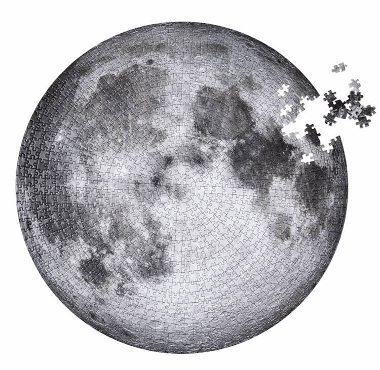 Moon Puzzle