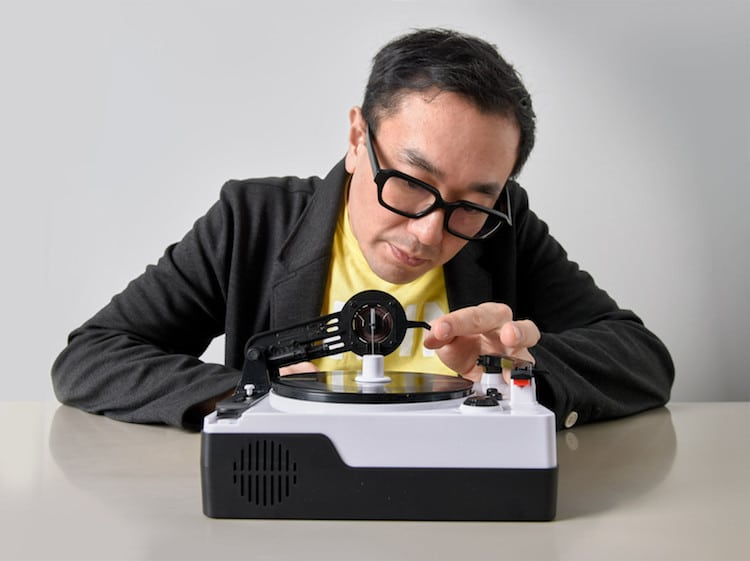 Easy Record Maker by Yuri Suzuki