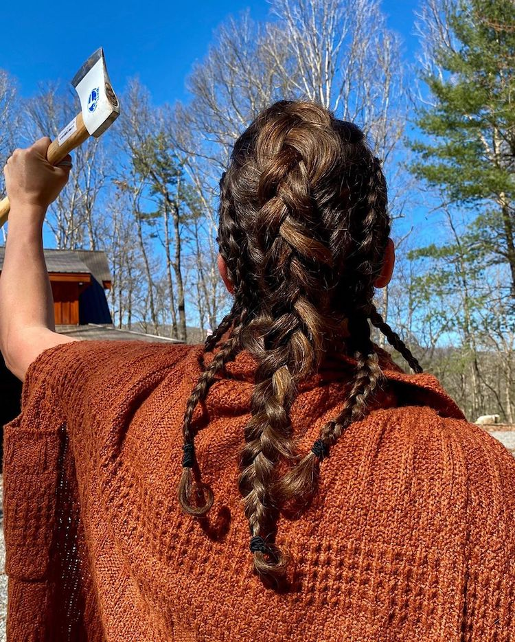 Hairstylist Heidi Oley Gives Boyfriend Daily Hairdos
