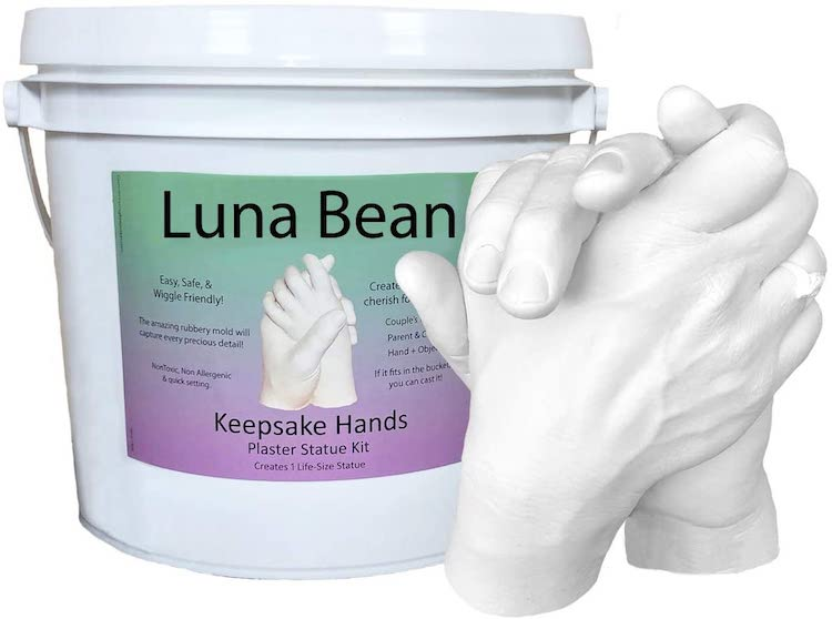 Hand Casting Kit by Luna Bean