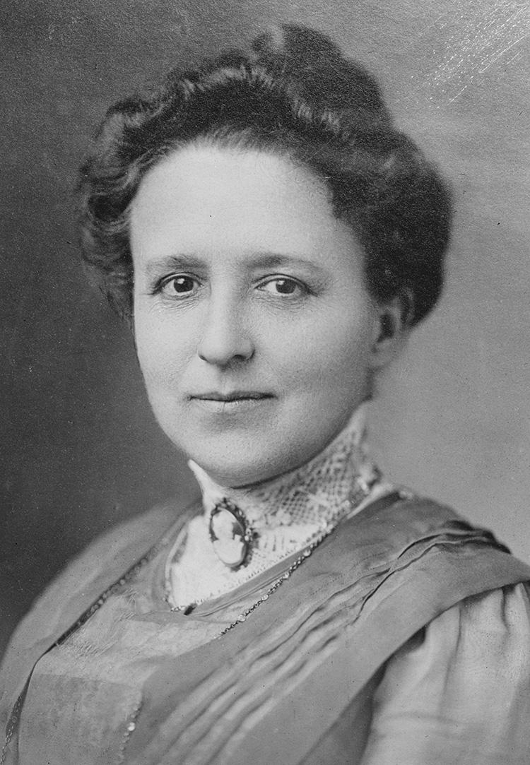 Jueza Mary Margaret Bartelme